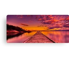 """Freycinet Dawn"" Canvas Print"