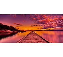 """Freycinet Dawn"" Photographic Print"