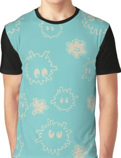 Soot Sprites Design Graphic T-Shirt
