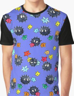 Soot Sprites and Star Candy Graphic T-Shirt