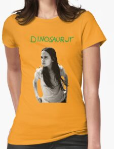 dinosaur jr (green mind) Womens Fitted T-Shirt