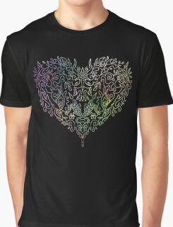 Heart Garden Graphic T-Shirt