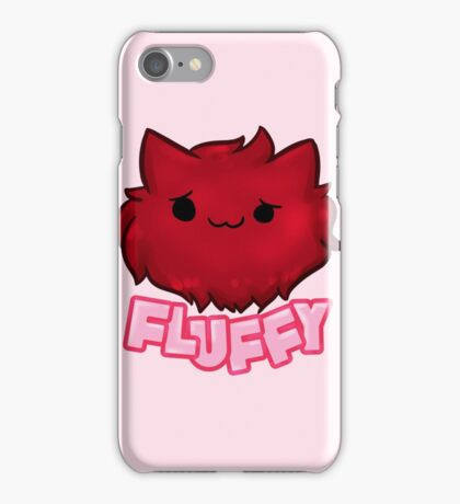 FLUFFY iPhone Case/Skin