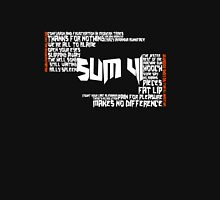 BEST SUM 41 LOGO LETTERING Unisex T-Shirt