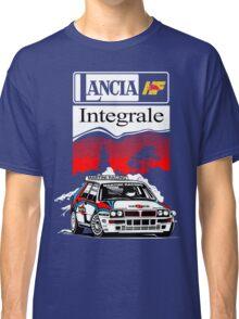 Lancia Integrale  Classic T-Shirt