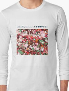 wild nothing nocturn Long Sleeve T-Shirt