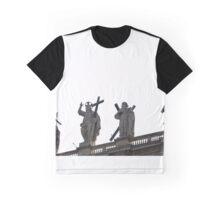 Jesus and Apostles Graphic T-Shirt