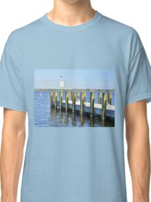 Quayside Jetty, Perth Classic T-Shirt