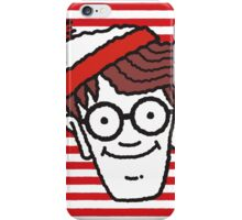 You Know Where is He ?  iPhone Case/Skin