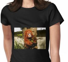 I Go Ape......... Dorset UK Womens Fitted T-Shirt