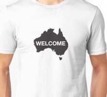 Welcome Australia Unisex T-Shirt