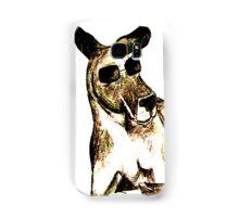 Cool Kangaroo (Colour) Samsung Galaxy Case/Skin