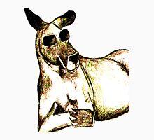 Cool Kangaroo (Colour) Unisex T-Shirt