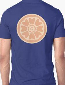 order of the white lotus symbol Unisex T-Shirt