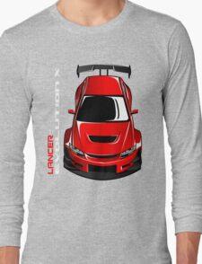 Lancer Evolution X Long Sleeve T-Shirt