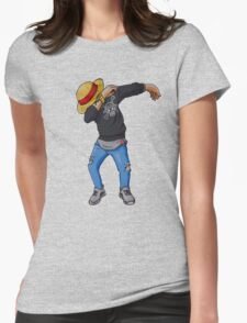 One Dab  Womens Fitted T-Shirt