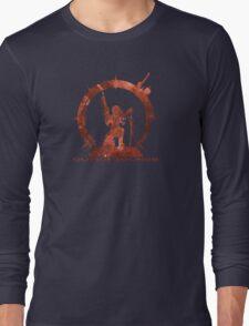 OB Logo Magali Space Long Sleeve T-Shirt