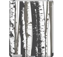 aspen trees iPad Case/Skin