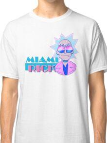 Miami Rick- Pocket Mortys Classic T-Shirt