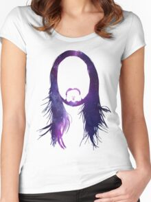 aoki Women's Fitted Scoop T-Shirt