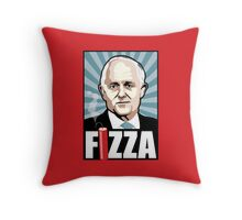 FIZZA Throw Pillow