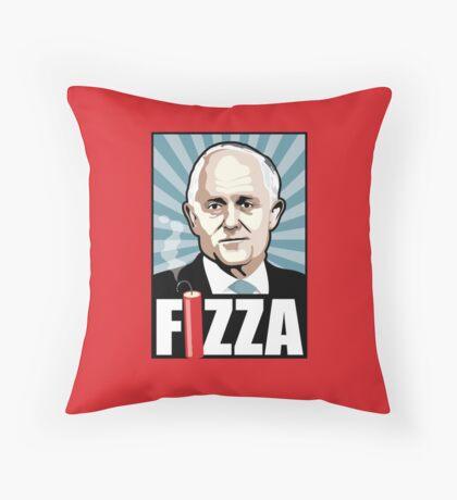 FIZZA Throw Pillow