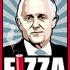 FIZZA by artbygeorge