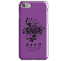 A TERRIBLE FATE iPhone Case/Skin