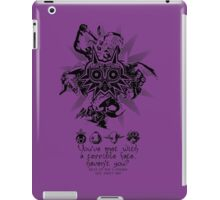 A TERRIBLE FATE iPad Case/Skin