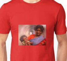 Mother and babe Unisex T-Shirt