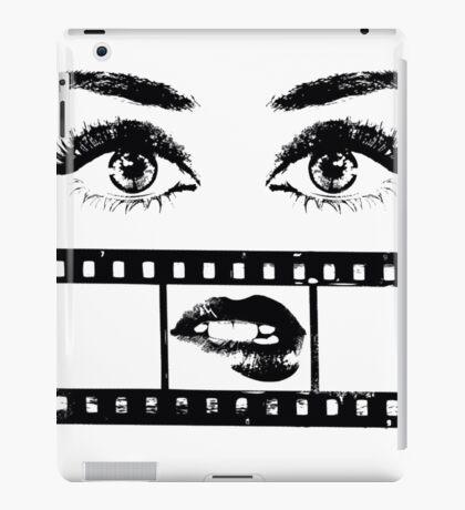 Eyes Film iPad Case/Skin