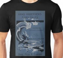 Artist Posters Hans Andersen's fairy tales illustrated with over 100 designs by Arthur J Gaskin L F Hurd 0583 Unisex T-Shirt