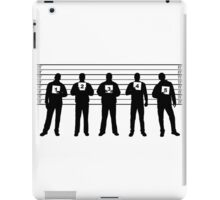The Suspects iPad Case/Skin