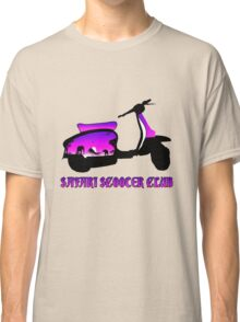 Safari Scooter Club Classic T-Shirt