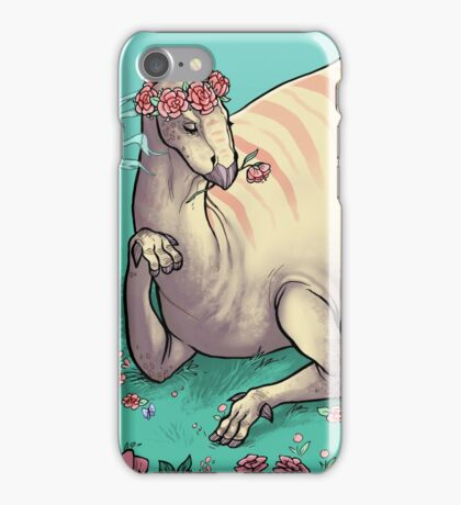 Instaguanodon iPhone Case/Skin