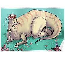 Instagram Inguanodon Poster