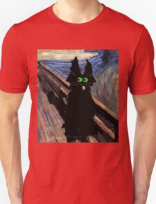 Cat Screaming T-Shirt