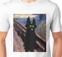 Cat Screaming Unisex T-Shirt