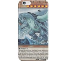 Gameciel, The Mutant ninja Kaiju iPhone Case/Skin