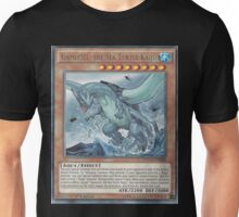 Gameciel, The Mutant ninja Kaiju Unisex T-Shirt