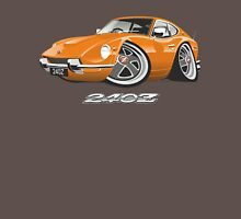 Datsun 240Z caricature orange Unisex T-Shirt