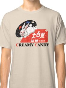 White Rabbit Creamy Candy Vintage Classic T-Shirt