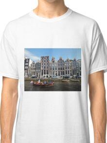 Amsterdam Canal III Classic T-Shirt