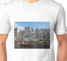 Amsterdam Canal III Unisex T-Shirt