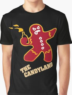 The candyland Graphic T-Shirt