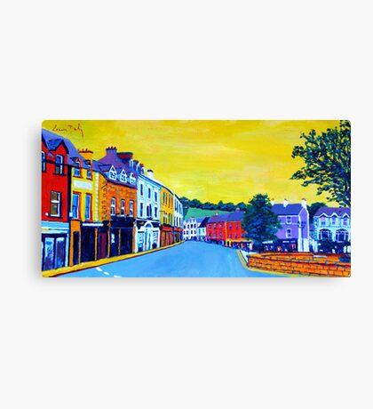 Donegal Town, Ireland Canvas Print
