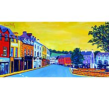 Donegal Town, Ireland Photographic Print
