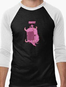 Hugs? HUGS? Men's Baseball ¾ T-Shirt