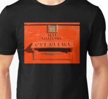 Royal Mail Post Box Unisex T-Shirt