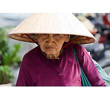 Early Morning Saigon Photographic Print